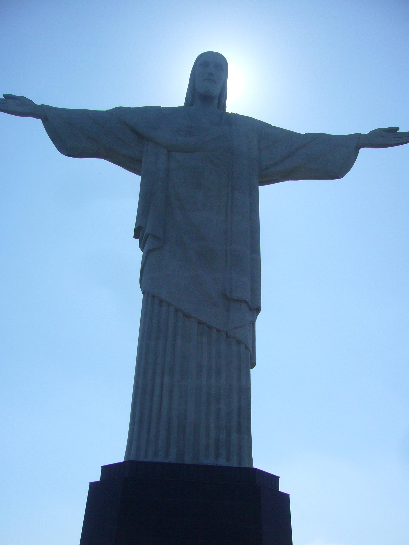 Die Christusfigur in Rio