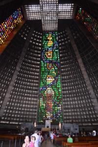 Kirche Metropol in Rio