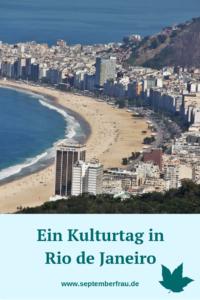 Kulturtag in Rio de Janeiro