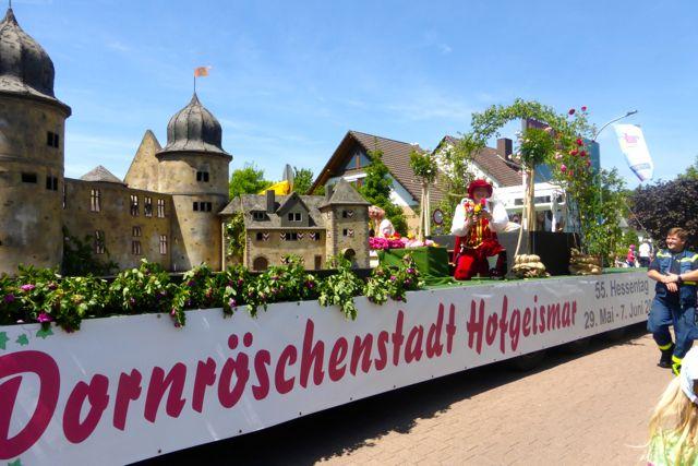 Hessentag Festumzug