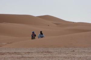 Wüste Erg Sahar