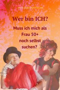 Frau 50plus