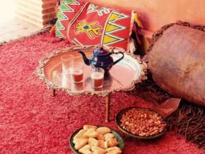 Tee - Ausdruck von Gastfreundschaft und Willkommensgruß