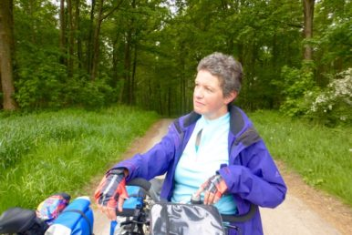 Fahrradtour und Bauchgefühl