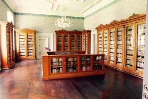 Ein Raum ist prächtiger als der Andere - die fürstliche Bibliothek
