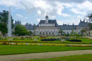 Blütenzauber in Schloss Pillnitz