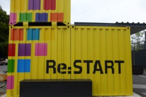 Re:Start in Containern