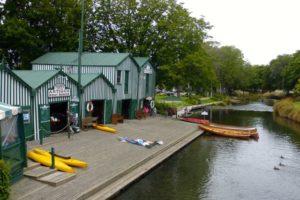 Christchurch - das idyllische Flüsschen Avon