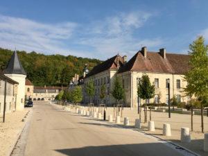 Die Abtei von Clairveaux
