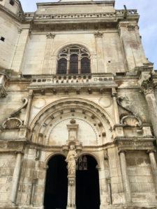 Pilgern in Frankreich