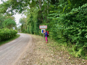 Pilgerreise, Chablis