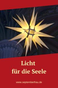 Licht für die Seele