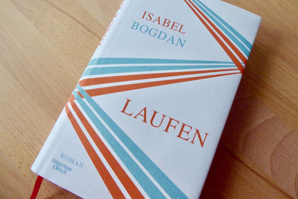 Laufen von Isabel Bogdan