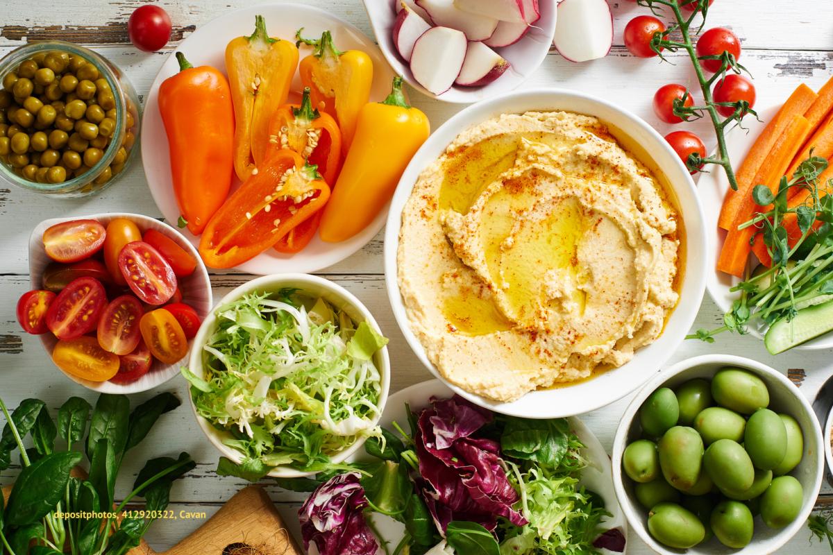 Aschermittwoch, vegane Ernährung